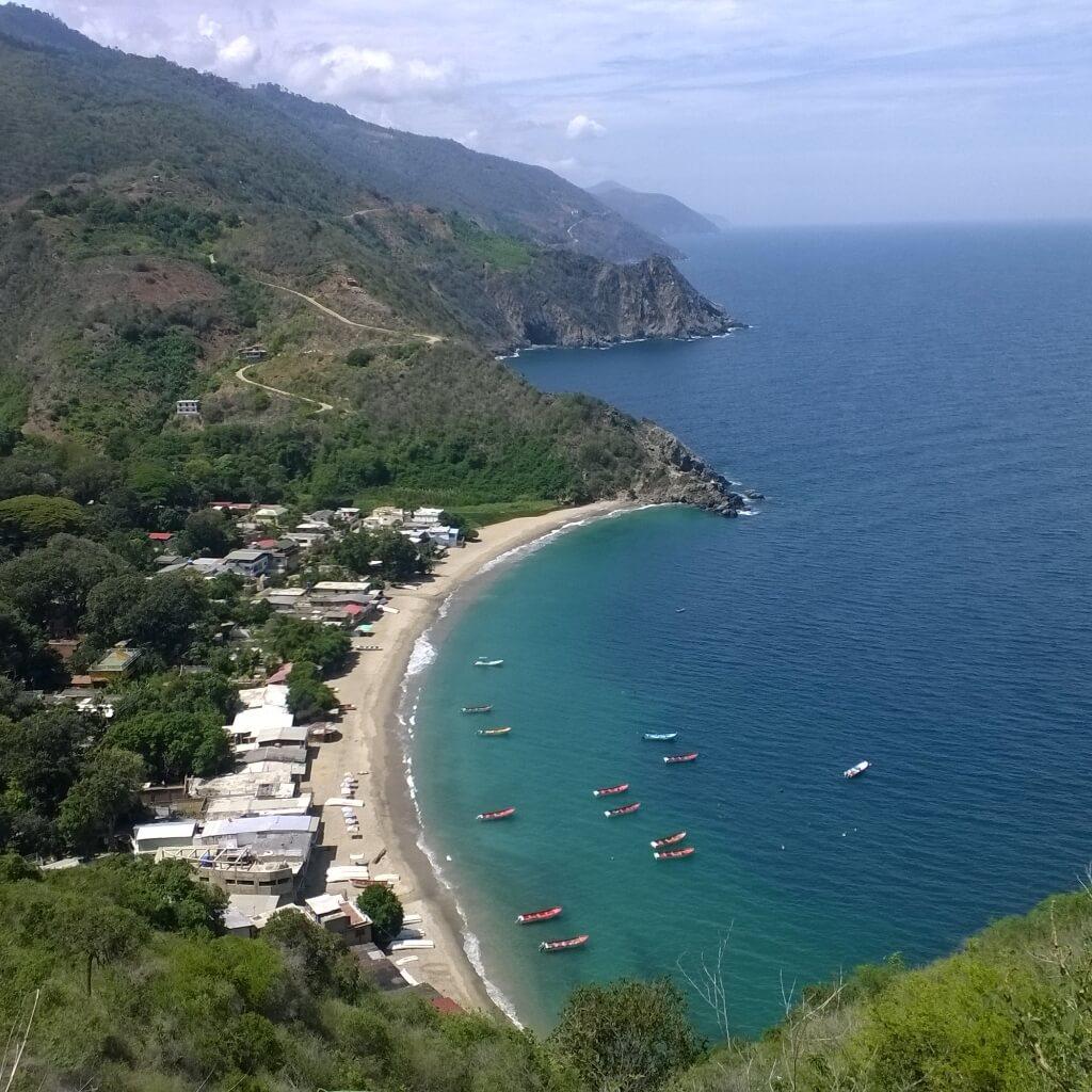 Bahía Chichiriviche
